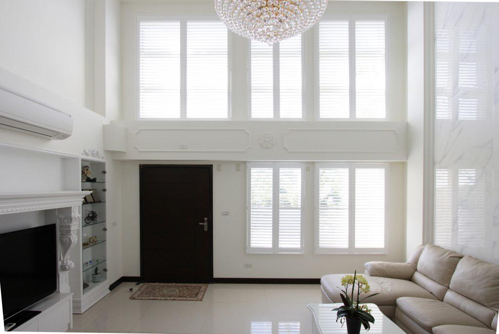 Woodlore Plus Wood Window Shutters