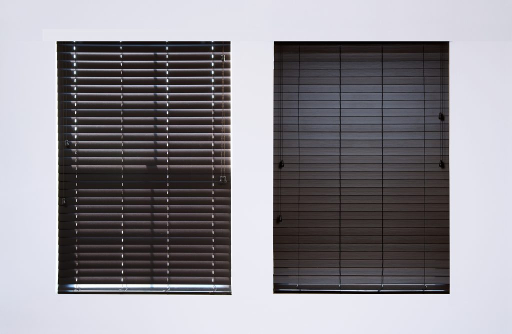 Smart Privacy Aluminum Window Mini Blinds Comparison