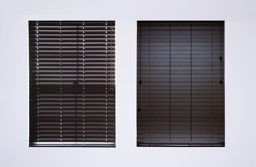 Smart Privacy Aluminum Window Mini Blinds Comparison